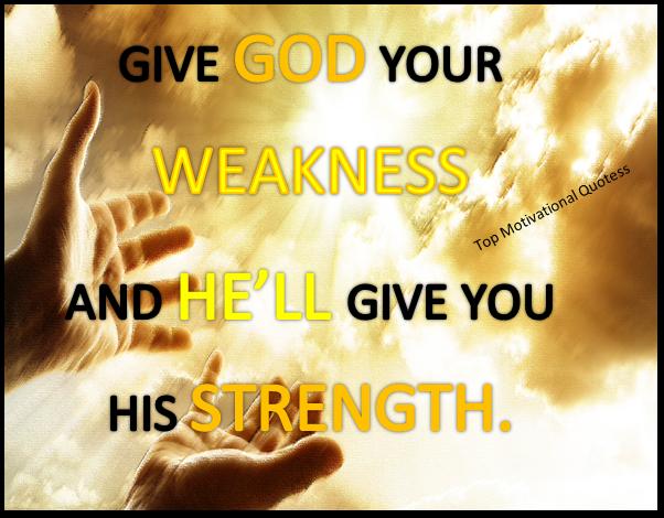 Spirituality God Quotes