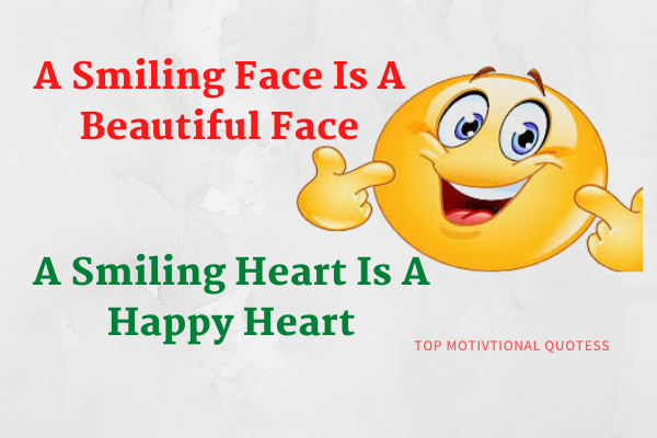 Smile Quotes imoji