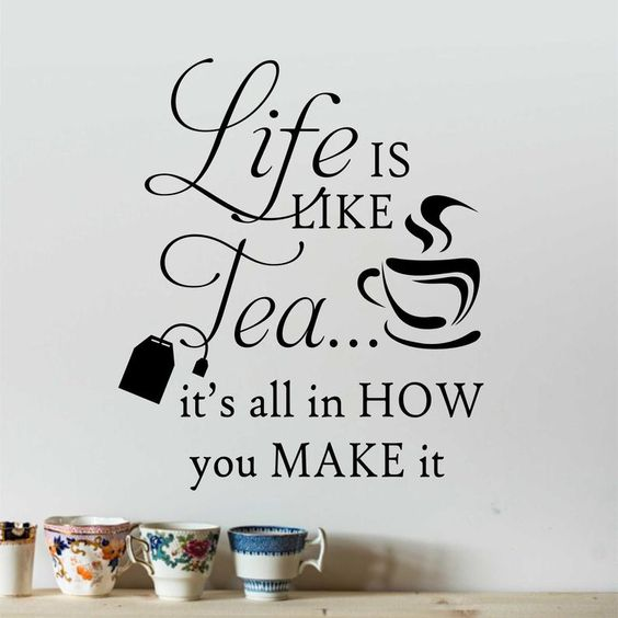 love for tea quotes