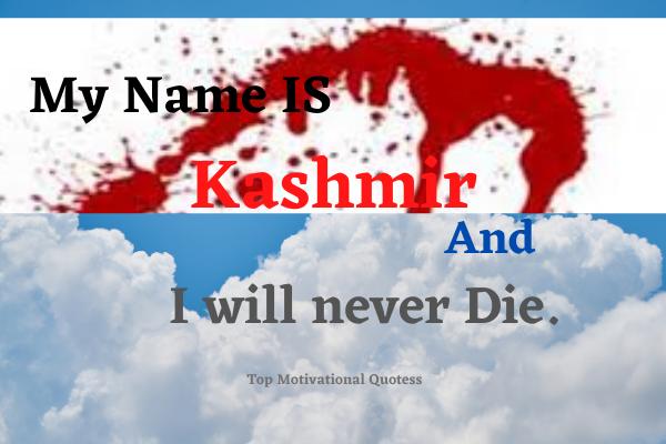 Kashmir Quotes