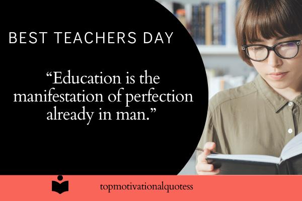 Best Teachers Day