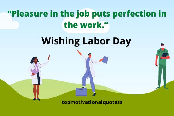 wishing labor day