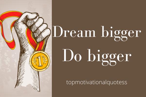 Dream Success