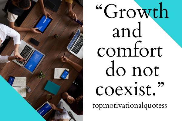 Grow and success