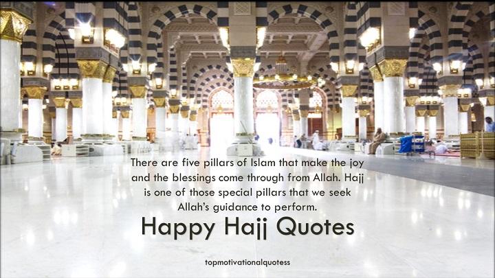 Happy Hajj Quotes